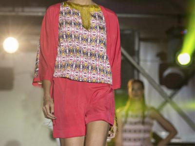 Modelo CLARA, Blusa, chaqueta y short1