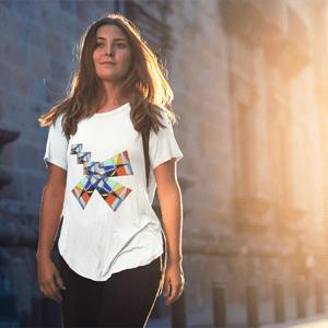 camiseta Alba, camisetas originales, camisetas con nombres, camisetas con dibujos